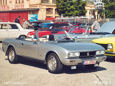 peugeot 504 coup cabriolet voiture occasion. Black Bedroom Furniture Sets. Home Design Ideas