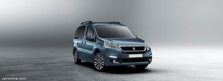 Peugeot Partner Tepee Electric 2017