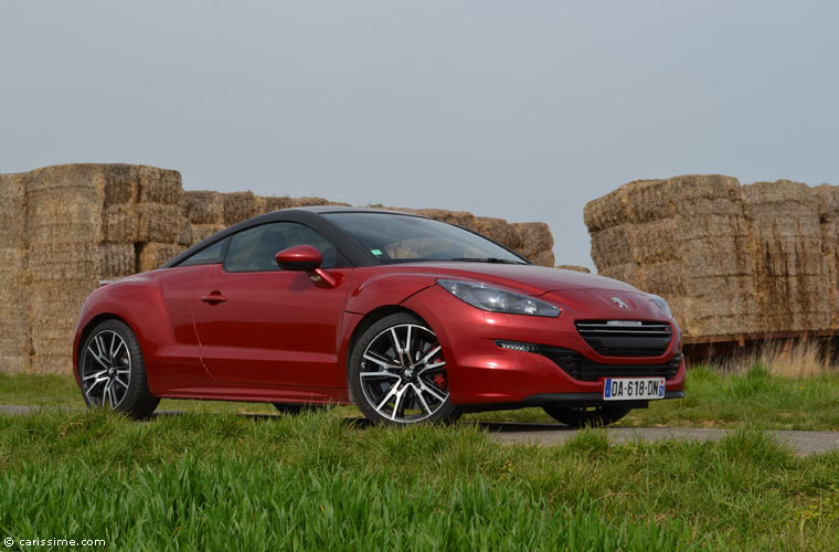 essai peugeot rcz r 2014 carissime. Black Bedroom Furniture Sets. Home Design Ideas