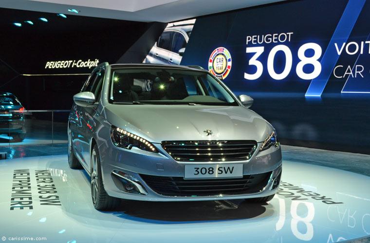 Peugeot au salon automobile de gen ve 2014 photos for Salon de geneve 2014