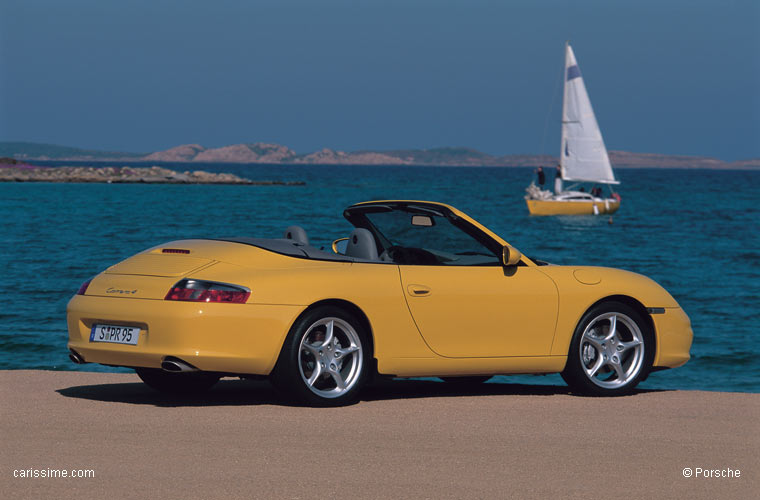 porsche 911 type 996 cabriolet 1998 2006 carrera 4. Black Bedroom Furniture Sets. Home Design Ideas