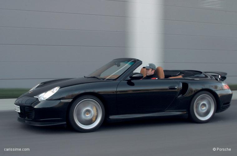 Porsche 911 Turbo S Cabriolet Type 996 1998/2006 : Voiture Occasion
