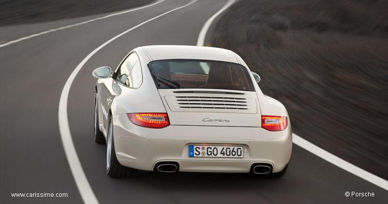 Porsche 911 Type 997 2004 2012 Voiture Occasion
