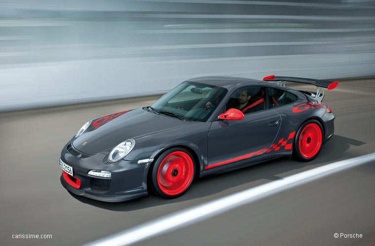 Porsche 911 GT3 RS Type 997 Restylage 2009 Occasion