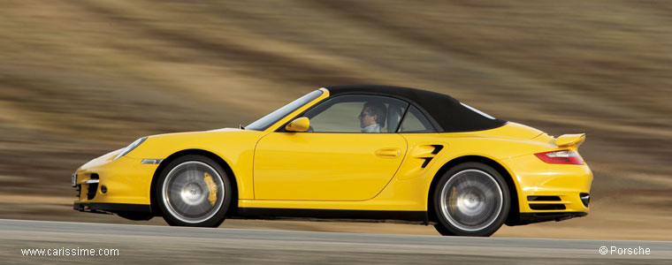 porsche 911 turbo cabriolet type 997 voiture occasion. Black Bedroom Furniture Sets. Home Design Ideas