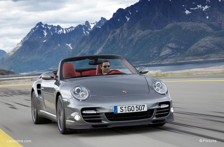 porsche 911 turbo restylage 2009 type 997 voiture occasion. Black Bedroom Furniture Sets. Home Design Ideas