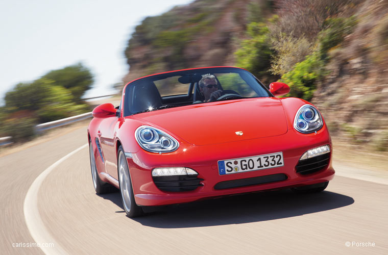 porsche boxster 2 s restylage 2009 voiture occasion. Black Bedroom Furniture Sets. Home Design Ideas
