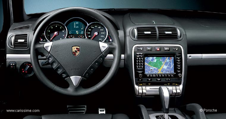 porsche cayenne cayenne s voiture porsche cayenne auto occasion. Black Bedroom Furniture Sets. Home Design Ideas