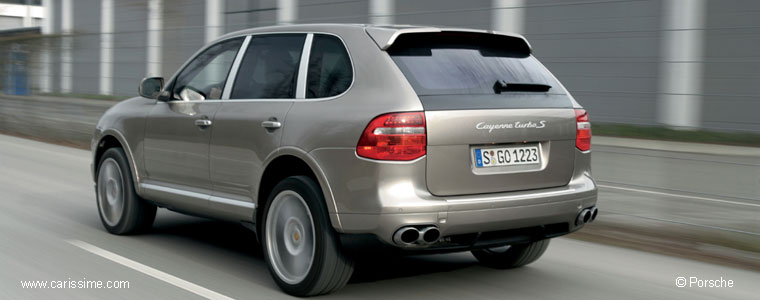 porsche cayenne turbo s voiture porsche cayenne auto neuve occasion. Black Bedroom Furniture Sets. Home Design Ideas