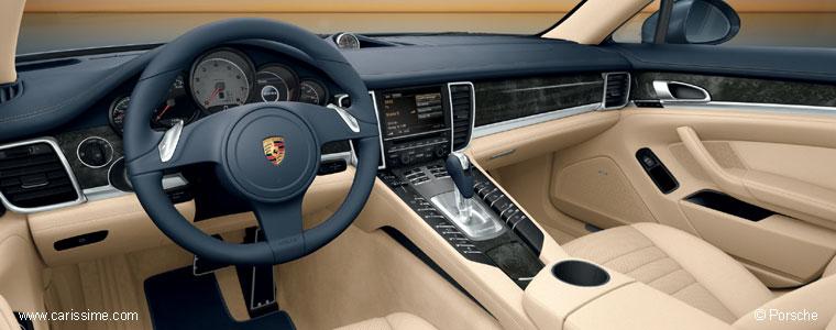 Porsche panamera int rieur voiture neuve et occasion for Interieur de voiture