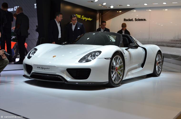 Porsche au salon automobile de gen ve 2015 photos - Salon de geneve 2015 billet ...