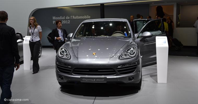 Porsche au salon automobile de paris 2012 photos - Salon automobile 2017 paris ...