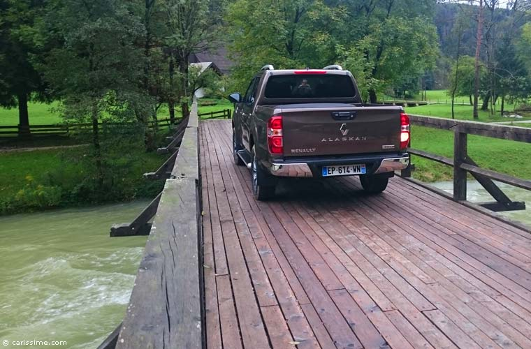 Essai Renault Alaskan Pick Up