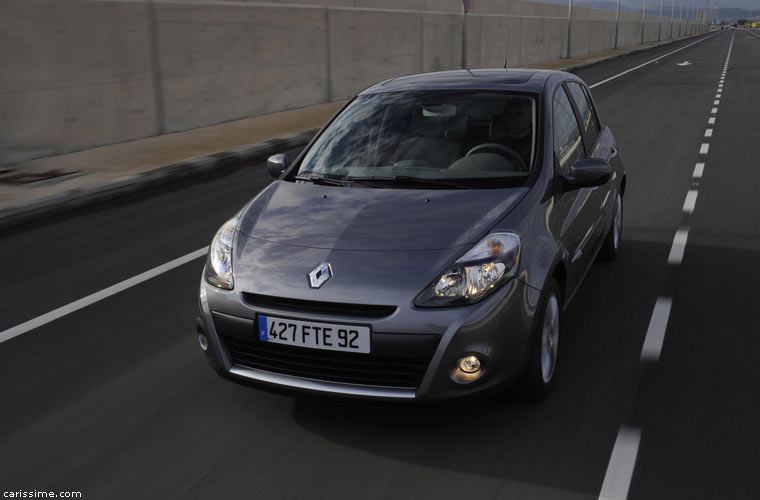 Renault Clio 3 Collection 2012 / 2014