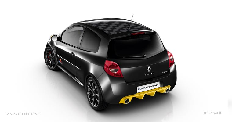 renault clio 3 rs red bull racing rb7 s rie sp ciale. Black Bedroom Furniture Sets. Home Design Ideas
