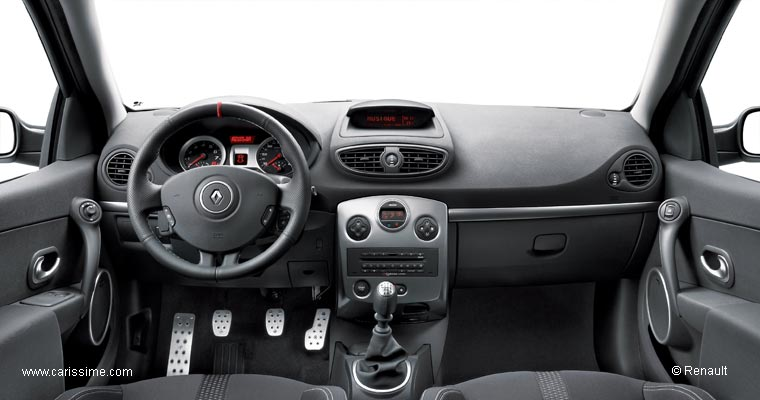 renault clio 3 rs 2006 2009 voiture occasion. Black Bedroom Furniture Sets. Home Design Ideas