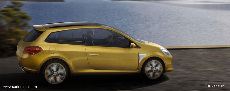 Renault Clio Grand Tour Concept Voiture Renault Concept Car