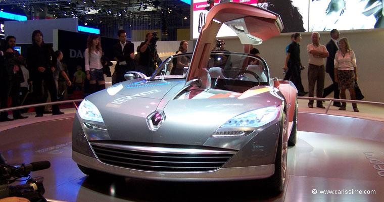 Renault Nepta Concept Salon De Lautomobile Paris 2006