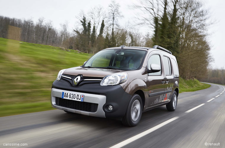 Renault Kangoo 2 restylage 2013 Ludospace