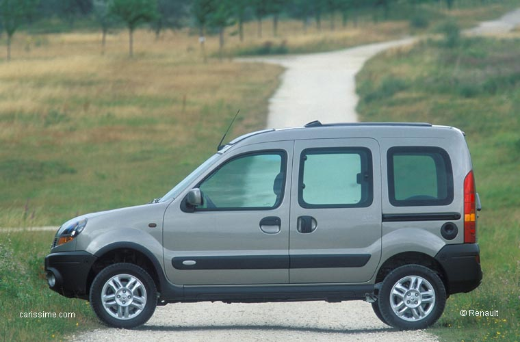 renault kangoo 1 4x4 restylage 2005 voiture neuve. Black Bedroom Furniture Sets. Home Design Ideas