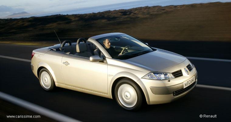 renault megane 2 cc occasion voiture renault megane auto occasion. Black Bedroom Furniture Sets. Home Design Ideas