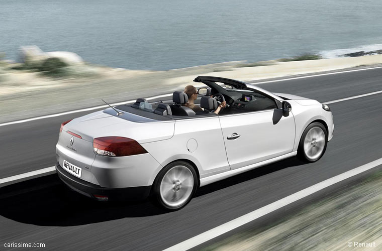 renault megane 3 cc 2010 2013 coup cabriolet 4 places. Black Bedroom Furniture Sets. Home Design Ideas