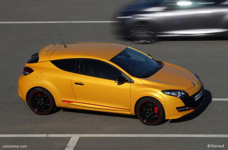 renault megane rs 3 restylage 2012 voiture sportive. Black Bedroom Furniture Sets. Home Design Ideas