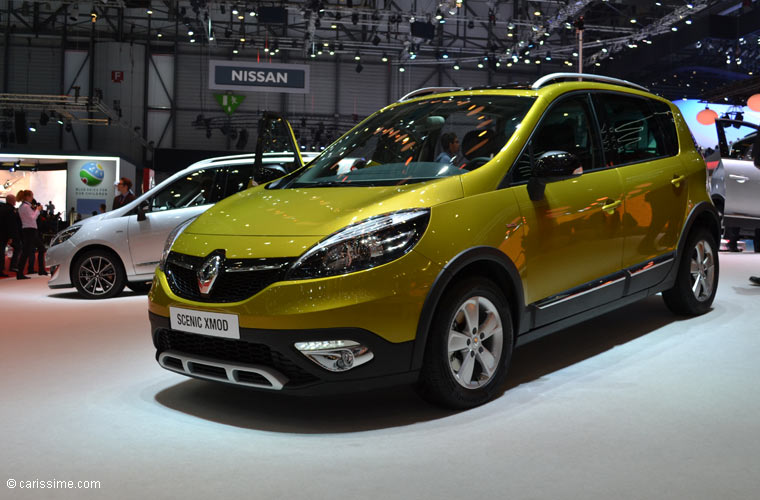 Renault au salon automobile de gen ve 2013 photos for Salon d auto geneve