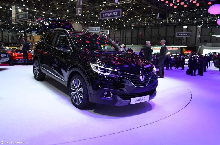Renault au salon automobile de gen ve 2015 photos for Salon d auto geneve