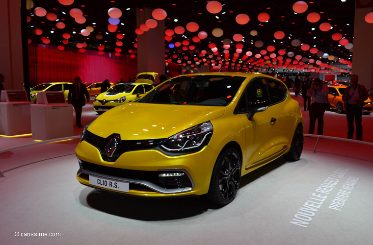 Renault au salon automobile de paris 2012 photos for Salon de paris auto