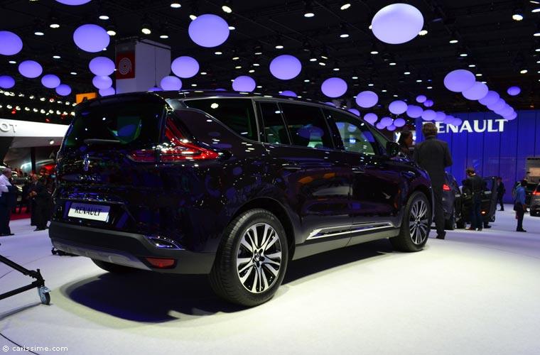 Renault au salon automobile de paris 2014 photos for Salon de paris auto