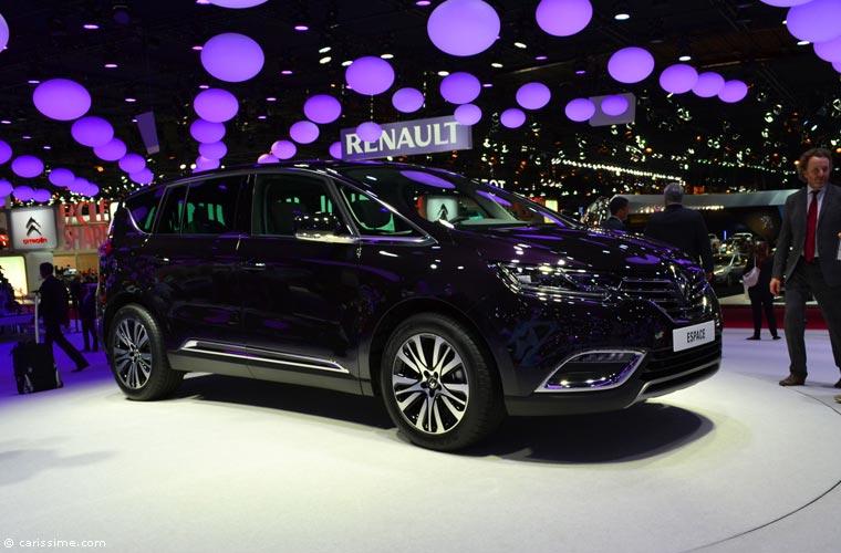 Renault au salon automobile de paris 2014 photos - Salon automobile 2017 paris ...