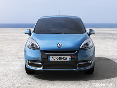 renault scenic 3 restylage 2012 2013 monospace compact. Black Bedroom Furniture Sets. Home Design Ideas