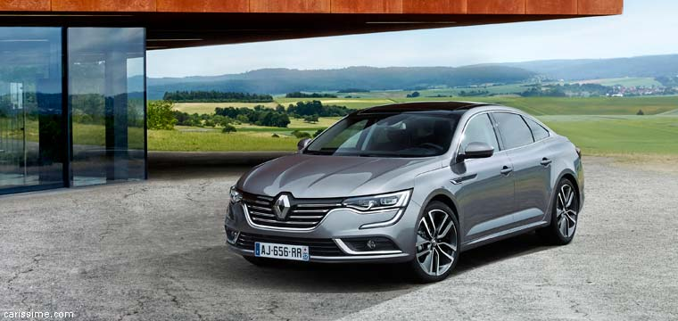 renault talisman carissime l 39 info automobile. Black Bedroom Furniture Sets. Home Design Ideas