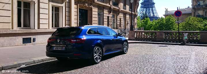Renault Talisman Estate Break familial