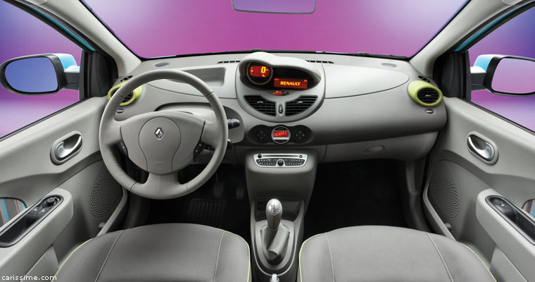 renault twingo 2 restylage 2012 2014 voiture mini citadine. Black Bedroom Furniture Sets. Home Design Ideas