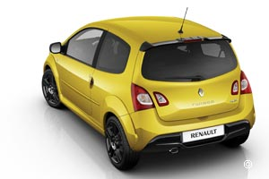 Renault Twingo RS restylage 2012 / 2013
