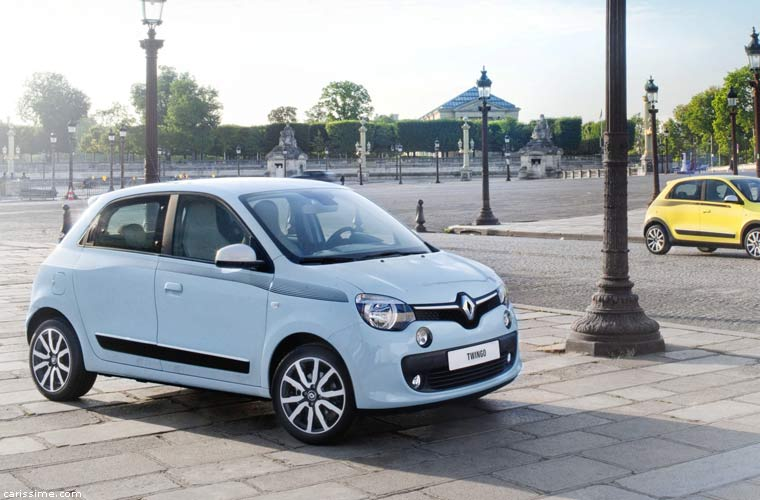renault twingo 3 carissime l 39 info automobile. Black Bedroom Furniture Sets. Home Design Ideas