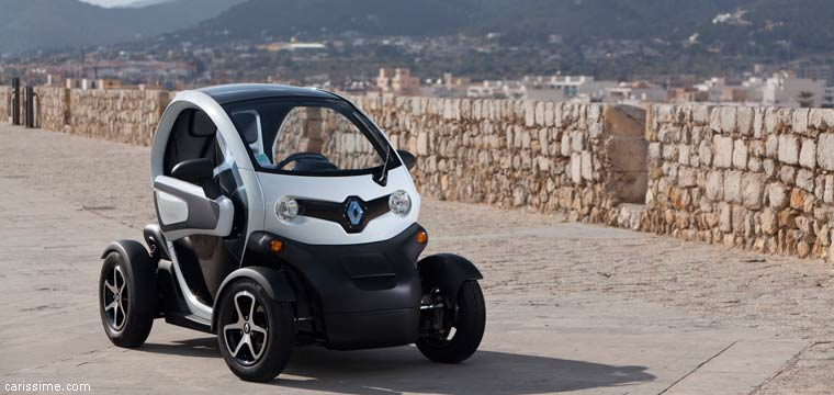renault twizy ze carissime l 39 info automobile. Black Bedroom Furniture Sets. Home Design Ideas