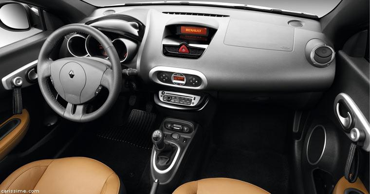 renault wind 2010 voiture coup cabriolet. Black Bedroom Furniture Sets. Home Design Ideas