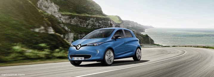 renault zoe lectrique carissime l 39 info automobile. Black Bedroom Furniture Sets. Home Design Ideas
