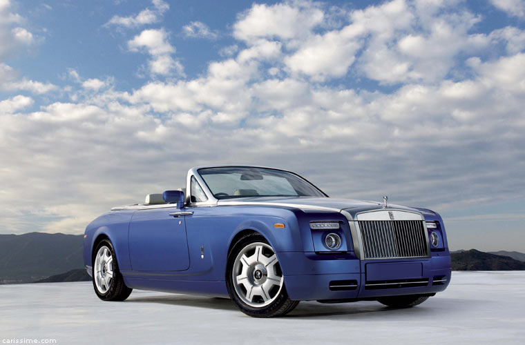 rolls royce phantom cabriolet drophead 2007. Black Bedroom Furniture Sets. Home Design Ideas