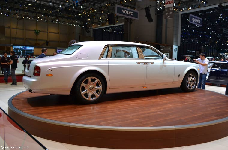 Rolls royce au salon automobile de gen ve 2015 photos - Salon de geneve 2015 nouveaute ...