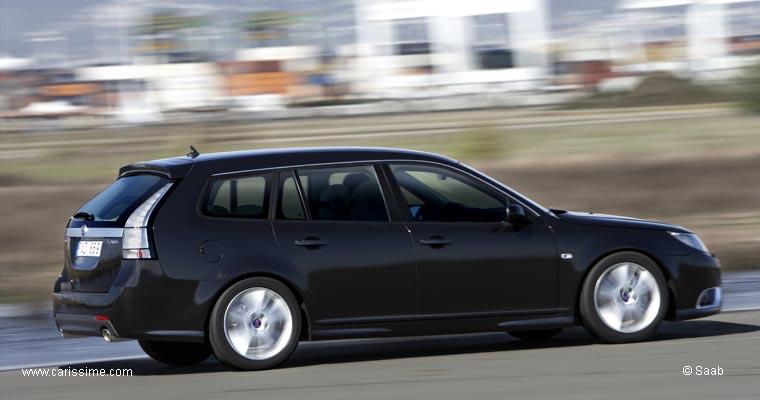 SAAB 9 3 Sport Hatch Restyl