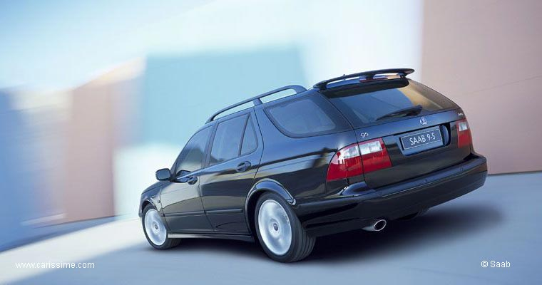 Saab 9-5 Estate Occasion