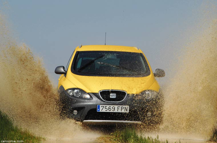 Seat Altea Freetrack 2007 / 2014