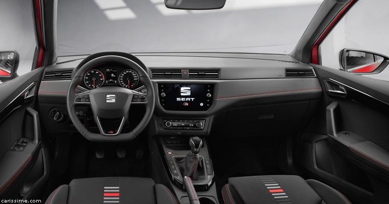 seat arona 2017 carissime l 39 info automobile. Black Bedroom Furniture Sets. Home Design Ideas