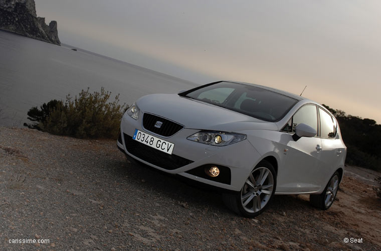 Seat Ibiza 2 Restylage Polyvalente 2009 / 2012