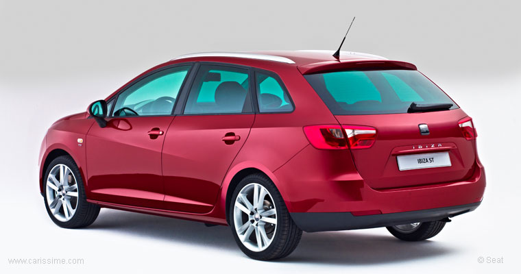 Seat Ibiza 2 ST Break 2010/2012 occasion