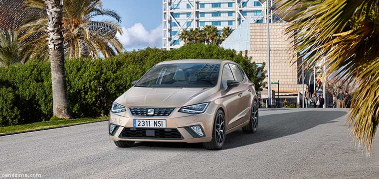 seat ibiza 5 2017 carissime l 39 info automobile. Black Bedroom Furniture Sets. Home Design Ideas